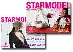 """la copertina del """"numerozero"""" di STaRMODEL.TV, il Magazine della Bellezza"""